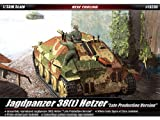 1/35 WW?ドイツ陸軍 ヘッツァー 駆逐戦車 後期型 HETZER