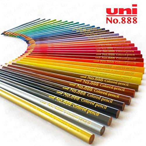 uni-mitsubishi-premium-qualite-n-888-boite-metal-de-36-crayons-de-couleur-couleurs-assorties
