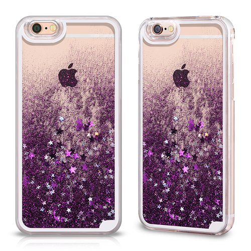 coque iphone 6 transparente liquide