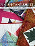 Finish (almost) Any Quilt (English Ed...