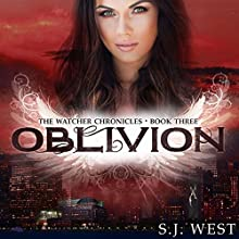Oblivion Audiobook by S.J. West Narrated by Brittany Pressley