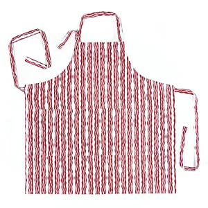Working Class Studio The Bacon 'N' Eggs Collection Bacon Kitchen Apron