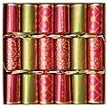 Caspari Celebration Crackers, 12-1/2-Inch, Jeweled Palace