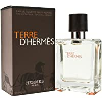 Terre DHermes by Hermes for Men 1.6 Ounce EDT Spray