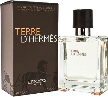 Terre DHermes by Hermes for Men EDT Spray
