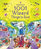 Gill Doherty 1001 Wizard Things to Spot (Usborne 1001 Things to Spot)