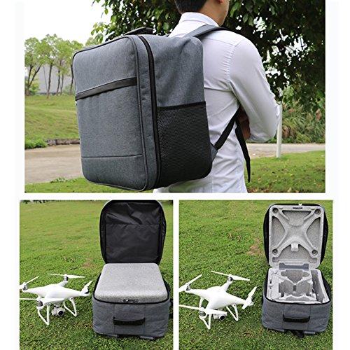 LAYs-Backpack-Carrying-Bag-for-DJI-Phantom-4-Phantom-3-Drone-QuadcopterCloth-Fabric