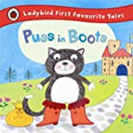 Puss in Boots: Ladybird First Favouri...