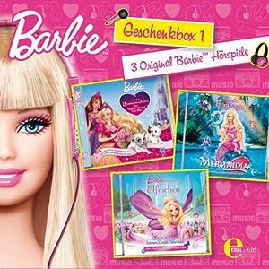 Barbie Geschenkbox 1 Hörspiel