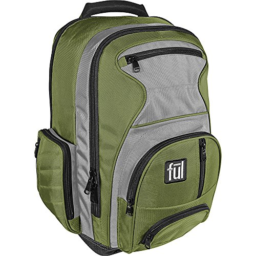 ful-unisex-adult-free-falln-laptop-backpack-green-20-x-13-x-9-inch