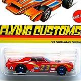 Hot Wheels Flying Customs 1973 Ford Gran Torino