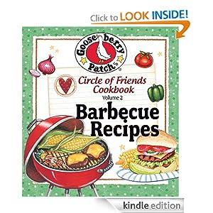Circle of Friends Cookbook - 25 Barbecue Recipes