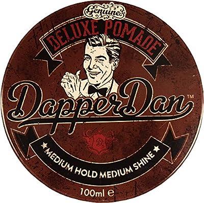 Dapper Dan Deluxe Pomade Medium Hold, 100ml