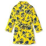 Despicable Me2 Minion Boys Toddler Plush Robe Bathrobe (8)