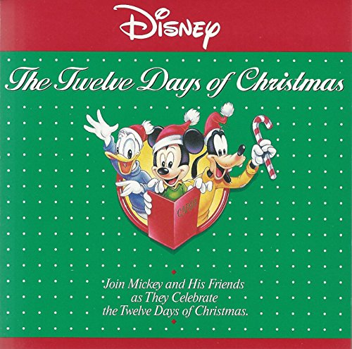 Disney-The Twelve Days of Christmas-CD-FLAC-1991-oNePiEcE Download