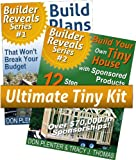 Build Your Own Tiny House with Sponsored Products &  Build Plans for Your Tiny House (Builder Reveals Series)