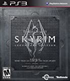 Elder Scrolls V: Skyrim - PlayStation 3 - Legendary Edition