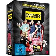 Post image for Comedy Street – Staffel 1-5 (6 DVDs, XL Collector's Box) für 19€ und Switch – Komplett. In Farbe und Bunt (12 DVDs) für 25€ *UPDATE*