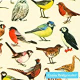 EMMA BRIDGEWATER British Birds Design - 3 Ply Paper Napkins - Pack of 20 - 25cm square unfolded