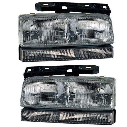 1993 Buick Park Avenue Suspension: Buick Park Avenue Headlight, Headlight For Buick Park Avenue