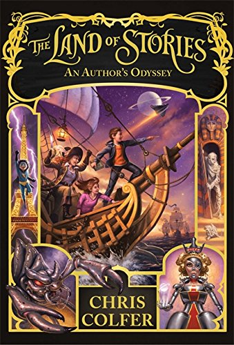 The Land of Stories: 5: An Author's Odyssey
