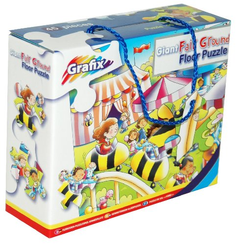 Cheap Graphix 45-Piece Floor Puzzle – Giant Fair Ground (B002ISGSRG)