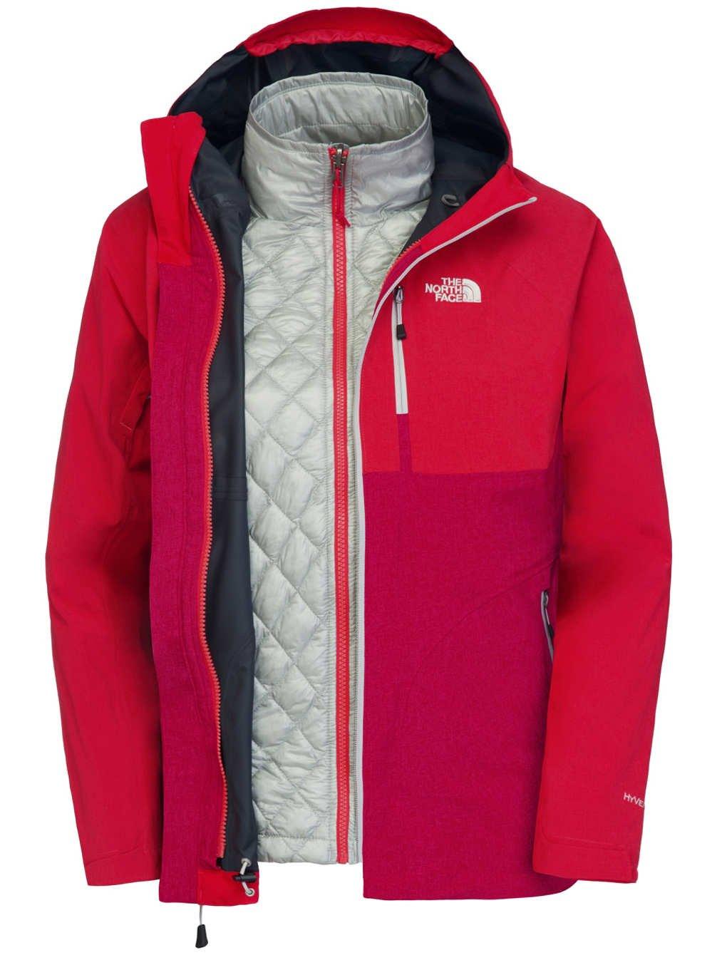 The North Face Damen Funktionsjacke jetzt kaufen