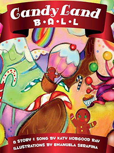 """Candy Land Ball"""