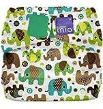 Bambino Mio Miosolo Reusable Nappy (Elephant Parade)