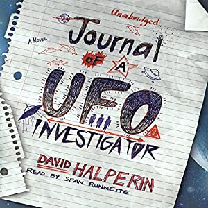 Journal of a UFO Investigator Audiobook