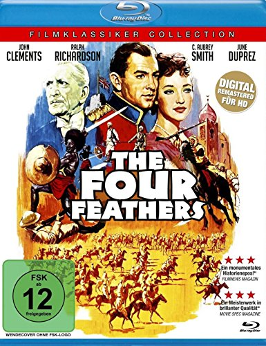 The Four Feathers (Filmklassiker Collection) [Blu-ray]