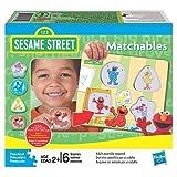 Sesame Street Matchables by Hasbro
