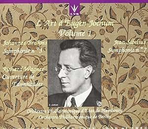 Jochum Vol.1/Brahms/Sibeliu