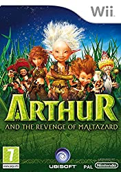 Arthur and the Revenge of Maltazard /Wii