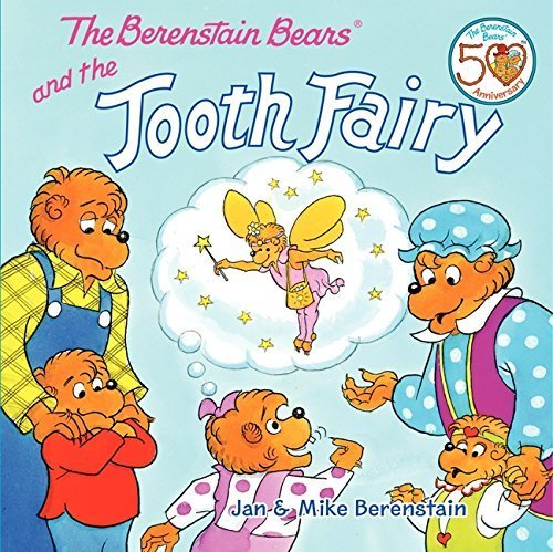 The Berenstain Bears and the Tooth Fairy by Jan Berenstain (2012-08-28) (Berenstain Bears Tooth Fairy compare prices)