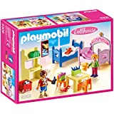 Playmobil - 5306 - Chambre d'enfants avec lits superposés