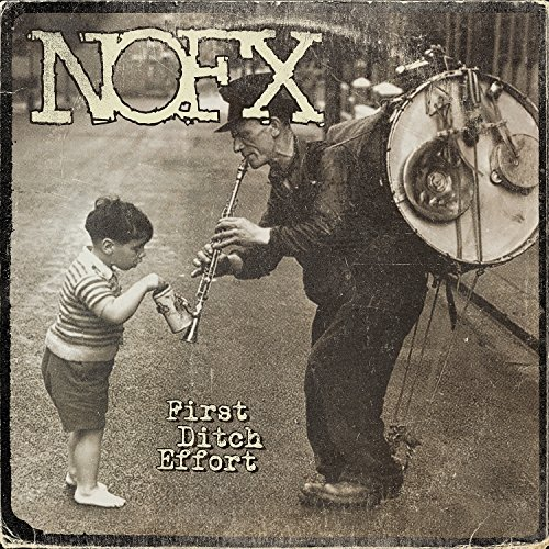 Album Art for First Ditch Effort [Pink Vinyl] by Nofx