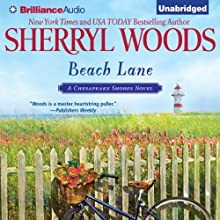 Beach Lane: A Chesapeake Shores Novel, Book 7 (       UNABRIDGED) by Sherryl Woods Narrated by Christina Traister