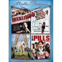 Comedy Collector's Set (Heckler / The Big White / Beer League / Fifty Pills)