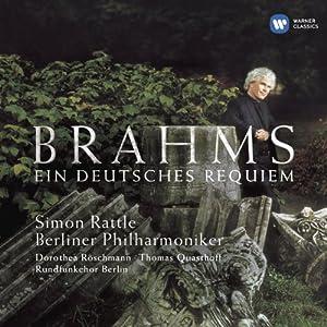 Brahms: Ein Deutsches Requiem from EMI