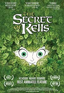 The Secret of Kells Movie Poster (27 x 40 Inches - 69cm x 102cm) (2009) -(Evan McGuire)(Christen Mooney)(Brendan Gleeson)(Mick Lally)(Liam Hourican)(Paul Tylack)