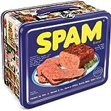 Aquarius Spam Tin Large Tin Fun Box