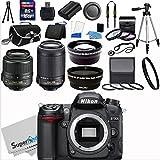 Nikon D7000 16.2MP DX-Format CMOS S