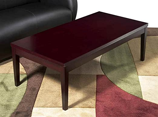 Office Star Products Kenwood Reception Table - Coffee Table