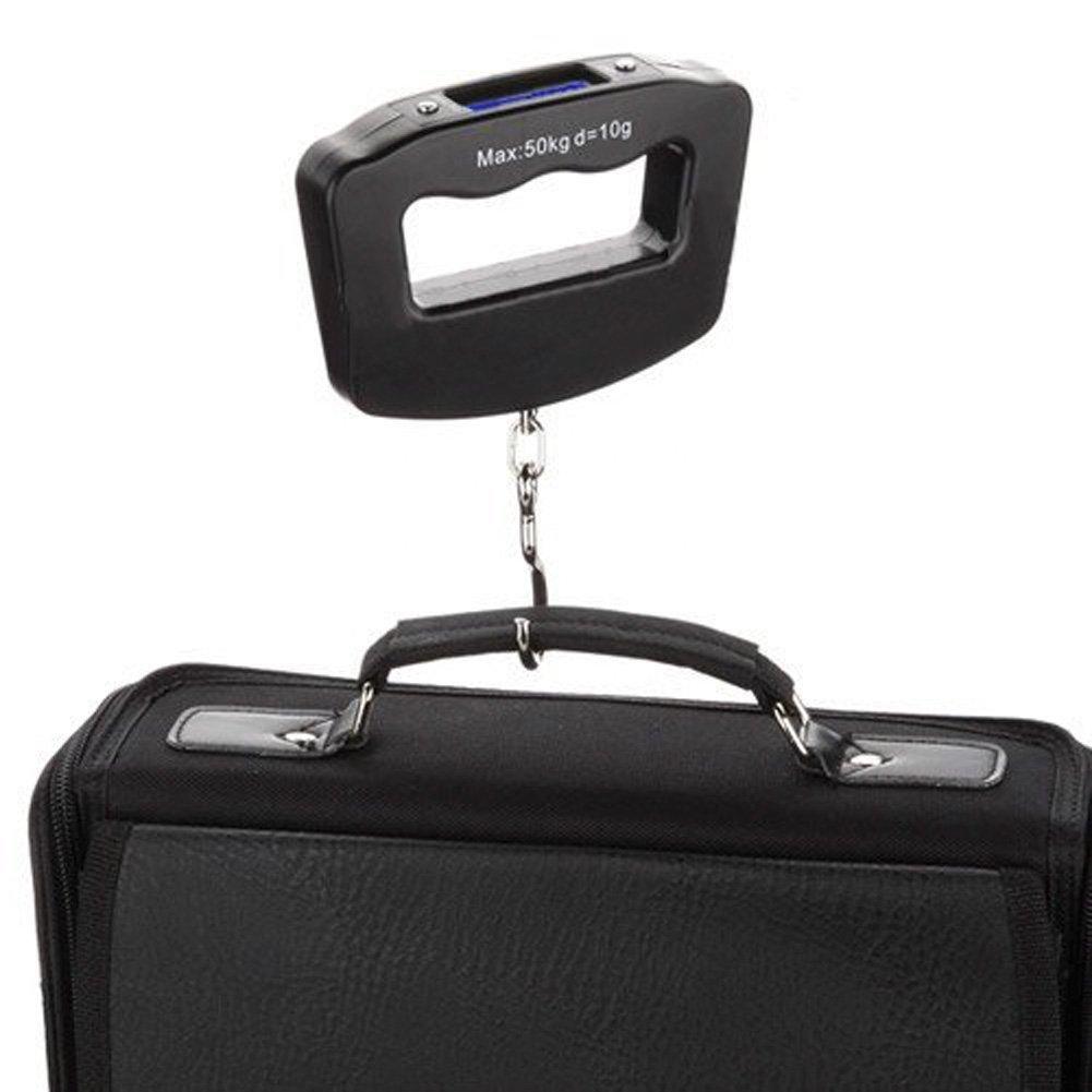 Koopower 50KG Electronic Portable Digital Travel Luggage Scale