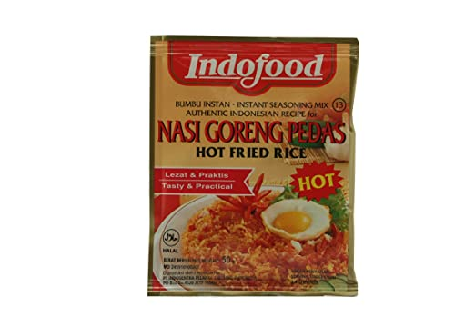 Indofood Nasi Goreng Indofood Nasi Goreng Pedas