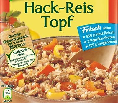 Knorr Fix für Hack-Reis Topf, 23er Pack (23 x 49 g) von Knorr auf Gewürze Shop
