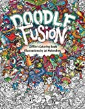 img - for Doodle Fusion: Zifflin's Coloring Book (Volume 2) book / textbook / text book