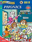 Spectrum Phonics Grade 1 (Little Critter Workbooks)