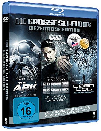 Die große Sci-Fi Box - Die Zeitreise-Edition (3 Disc-Set) [Blu-ray]